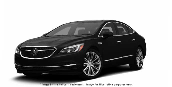 2017 Buick LaCrosse BASE | Photo 6 | Black Onyx