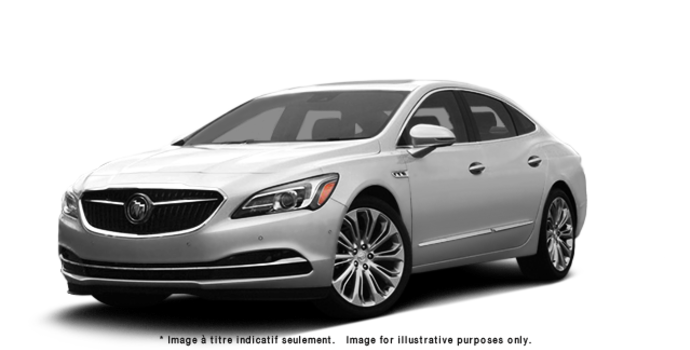 2017 Buick LaCrosse BASE | Photo 6 | Quicksilver Metallic
