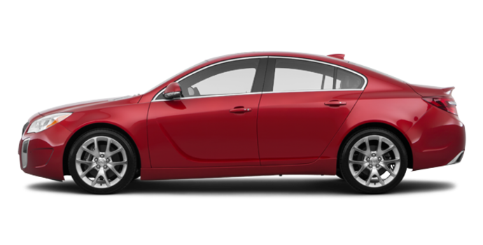 2017 Buick Regal Sportback GS | Photo 4 | Crimson Red