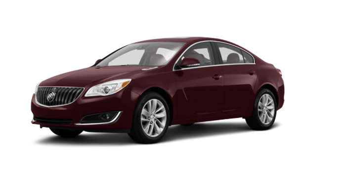 2017 Buick Regal PREMIUM I | Photo 6 | Black Cherry Metallic