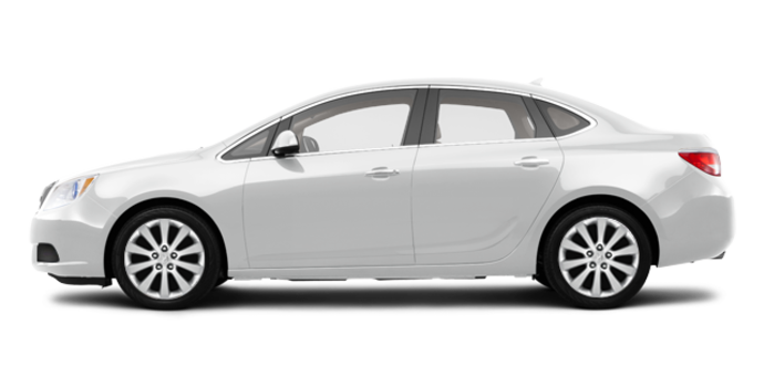 2017 Buick Verano BASE | Photo 4 | Summit White