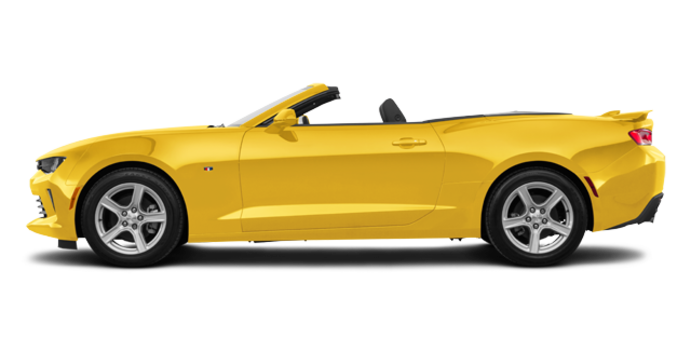 2017 Chevrolet Camaro convertible 1LT | Photo 4 | Bright Yellow