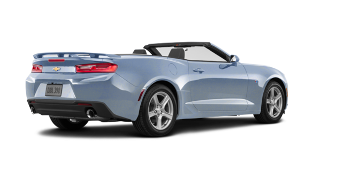 2017 Chevrolet Camaro convertible 1LT | Photo 5 | Arctic Blue Metallic