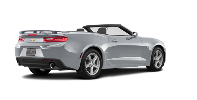 2017 Chevrolet Camaro convertible 1LT | Photo 5 | Silver Ice Metallic