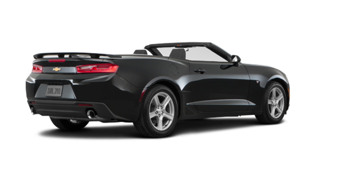 2017 Chevrolet Camaro convertible 1LT | Photo 5 | Mosaic Black Metallic