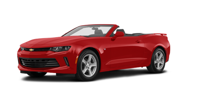 2017 Chevrolet Camaro convertible 1LT | Photo 6 | Garnet Red