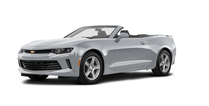 2017 Chevrolet Camaro convertible 1LT | Photo 6 | Silver Ice Metallic