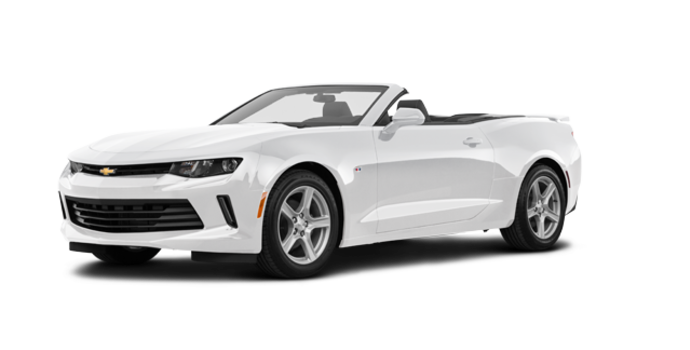 2017 Chevrolet Camaro convertible 1LT | Photo 6 | Summit White
