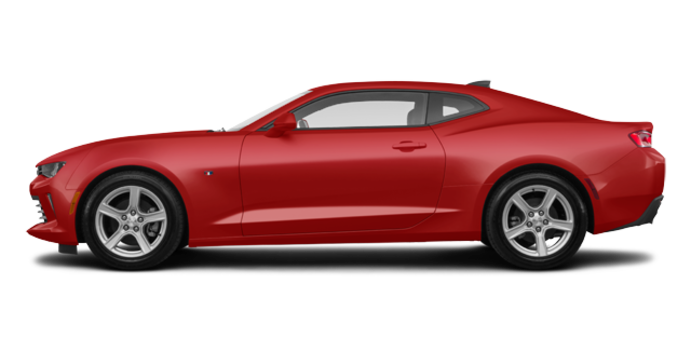 2017 Chevrolet Camaro coupe 1LS | Photo 4 | Garnet Red