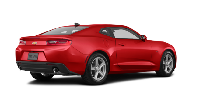2017 Chevrolet Camaro coupe 1LS | Photo 5 | Red Hot