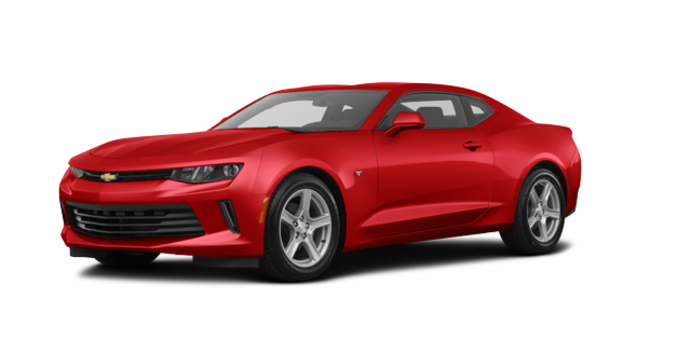 2017 Chevrolet Camaro coupe 1LS | Photo 6 | Red Hot