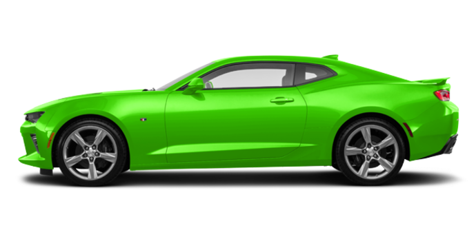 2017 Chevrolet Camaro coupe 1SS | Photo 4 | Krypton Green