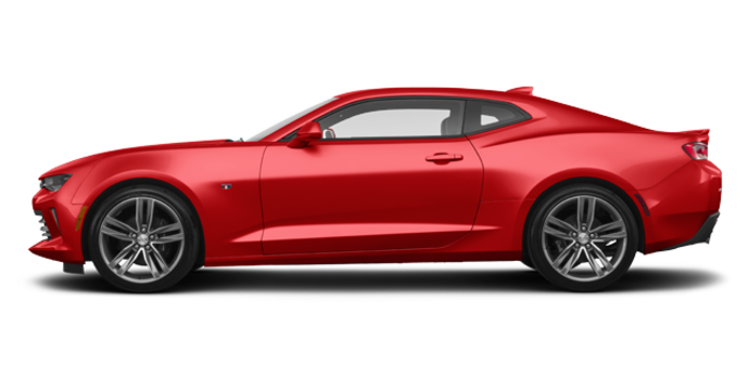 2017 Chevrolet Camaro coupe 2LT | Photo 4 | Red Hot