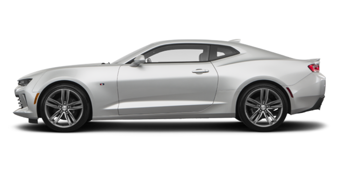 2017 Chevrolet Camaro coupe 2LT | Photo 4 | Silver Ice Metallic