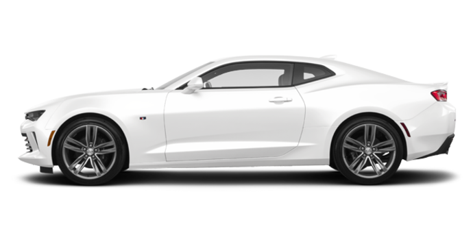 2017 Chevrolet Camaro coupe 2LT | Photo 4 | Summit White