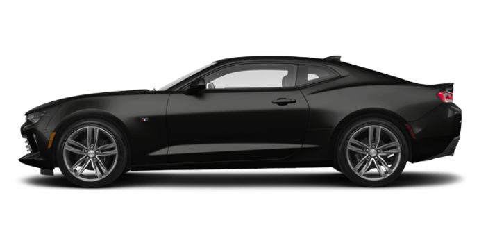 2017 Chevrolet Camaro coupe 2LT | Photo 4 | Mosaic Black Metallic