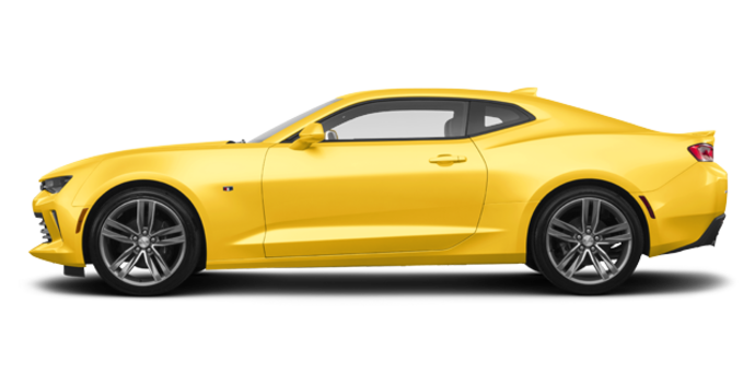 2017 Chevrolet Camaro coupe 2LT | Photo 4 | Bright Yellow
