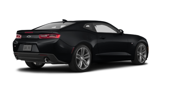 2017 Chevrolet Camaro coupe 2LT | Photo 5 | Black