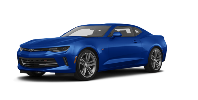 2017 Chevrolet Camaro coupe 2LT | Photo 6 | Hyper Blue Metallic