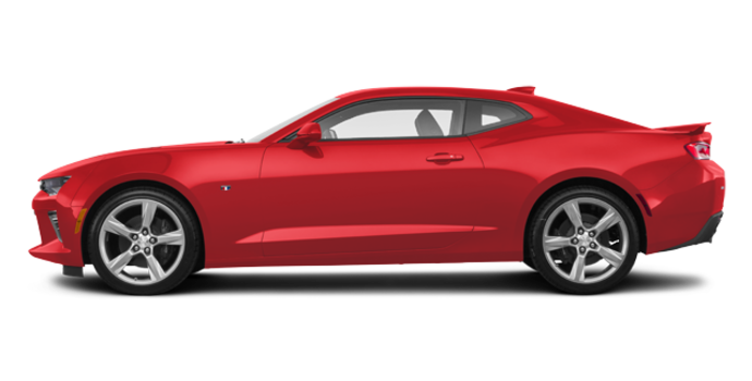 2017 Chevrolet Camaro coupe 2SS | Photo 4 | Red Hot