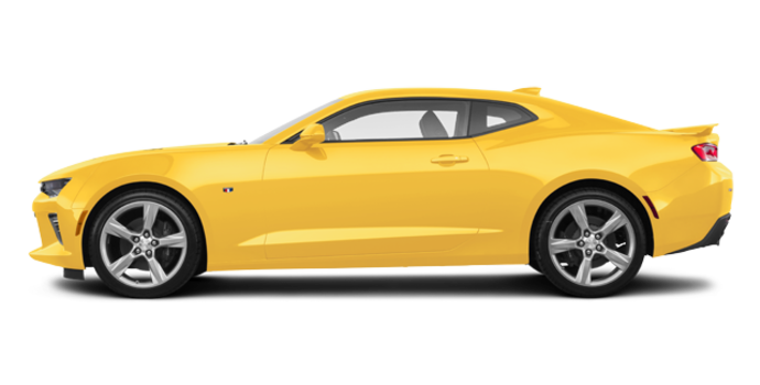 2017 Chevrolet Camaro coupe 2SS | Photo 4 | Bright Yellow