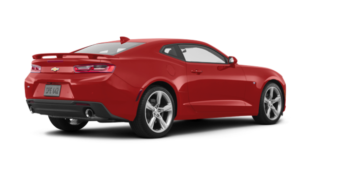 2017 Chevrolet Camaro coupe 2SS | Photo 5 | Garnet Red