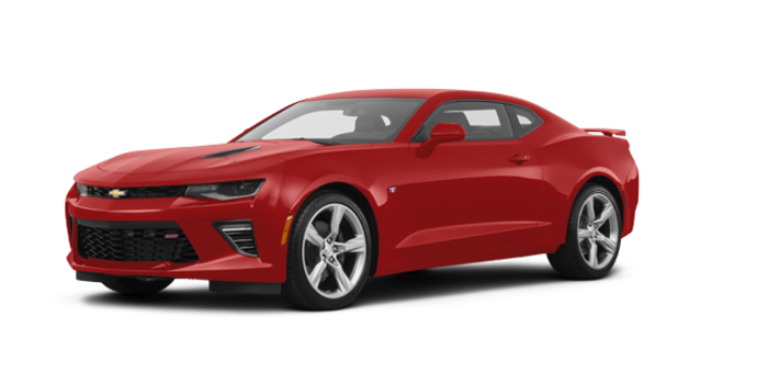 2017 Chevrolet Camaro coupe 2SS | Photo 6 | Garnet Red