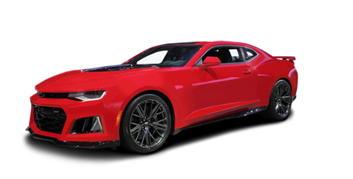 2017 Chevrolet Camaro coupe ZL1 | Photo 6 | Red Hot