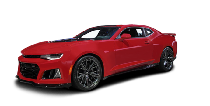 2017 Chevrolet Camaro coupe ZL1 | Photo 6 | Garnet Red