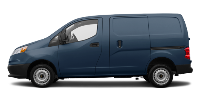 2017 Chevrolet City Express 1LS | Photo 4 | Blue Ink