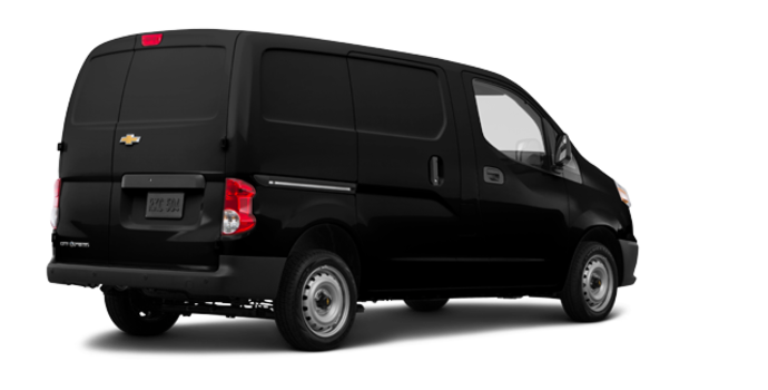 2017 Chevrolet City Express 1LS | Photo 5 | Black Pipe