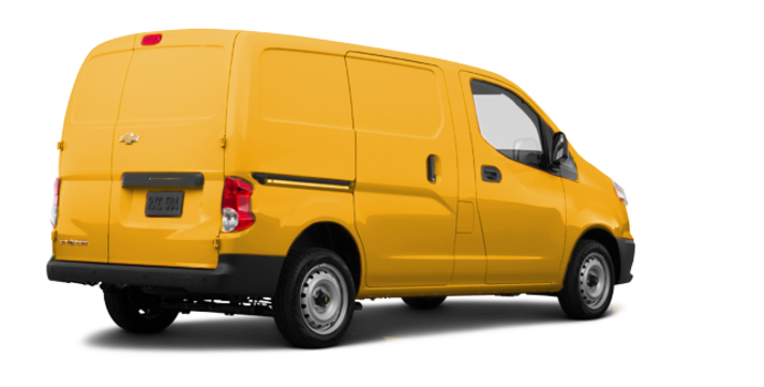 2017 Chevrolet City Express 1LS | Photo 5 | Sunglow Yellow