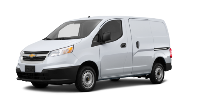 2017 Chevrolet City Express 1LS | Photo 6 | Galvanized Silver