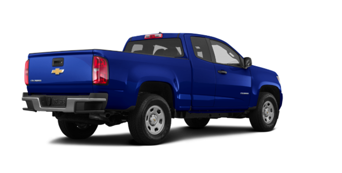 2017 Chevrolet Colorado BASE | Photo 5 | Laser Blue Metallic