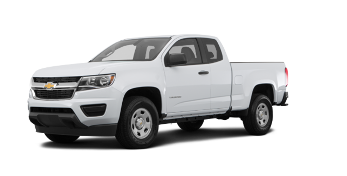 2017 Chevrolet Colorado BASE | Photo 6 | Summit White