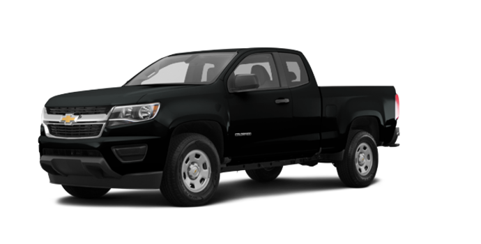 2017 Chevrolet Colorado BASE | Photo 6 | Black