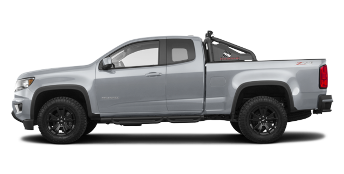 2017 Chevrolet Colorado Z71 | Photo 4 | Silver Ice Metallic