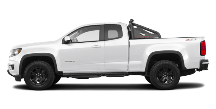 2017 Chevrolet Colorado Z71 | Photo 4 | Summit White