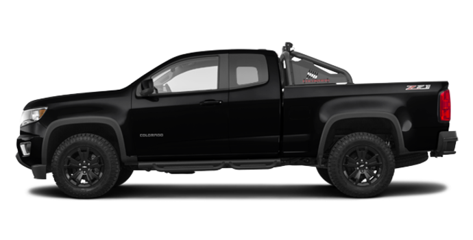 2017 Chevrolet Colorado Z71 | Photo 4 | Black