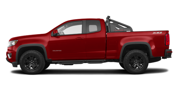 2017 Chevrolet Colorado Z71 | Photo 4 | Cajun Red