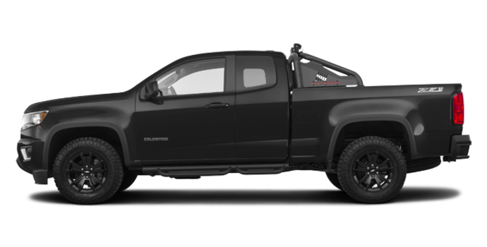 2017 Chevrolet Colorado Z71 | Photo 4 | Graphite Metallic