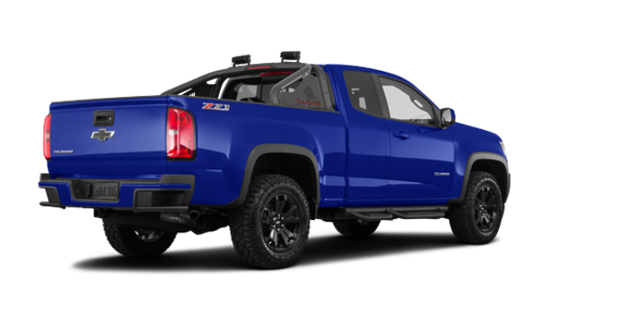 2017 Chevrolet Colorado Z71 | Photo 5 | Laser Blue Metallic