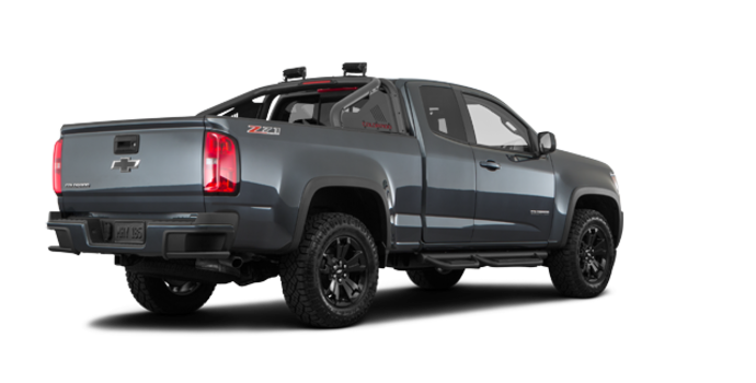 2017 Chevrolet Colorado Z71 | Photo 5 | Cyber Grey Metallic