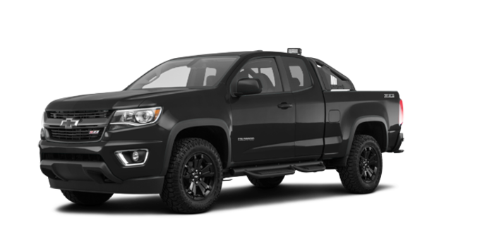 2017 Chevrolet Colorado Z71 | Photo 6 | Graphite Metallic