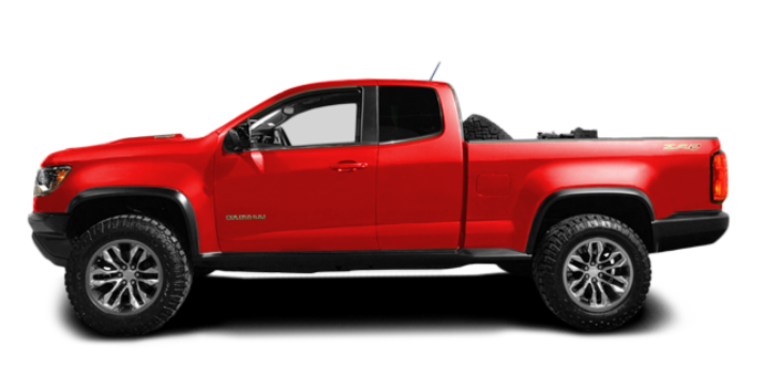 2017 Chevrolet Colorado ZR2 | Photo 4 | Red Hot