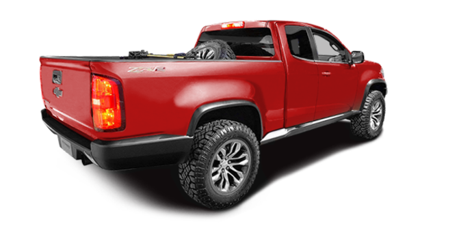 2017 Chevrolet Colorado ZR2 | Photo 5 | Cajun Red