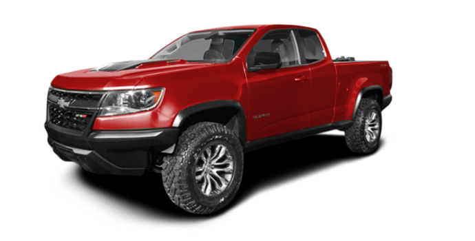 2017 Chevrolet Colorado ZR2 | Photo 6 | Cajun Red