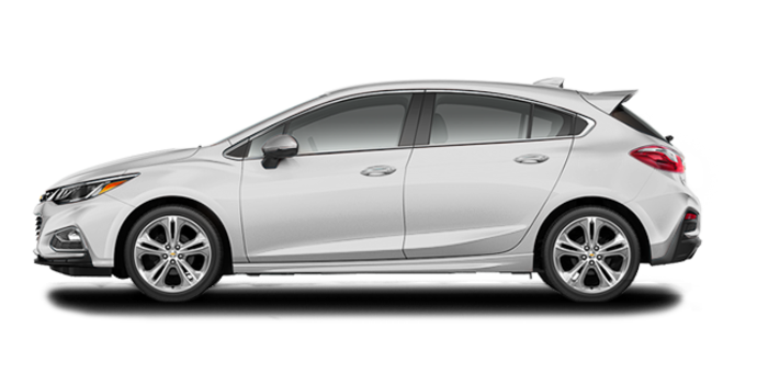 2017 Chevrolet Cruze Hatchback PREMIER | Photo 4 | Summit White