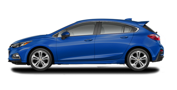 2017 Chevrolet Cruze Hatchback PREMIER | Photo 4 | Kinetic Blue Metallic