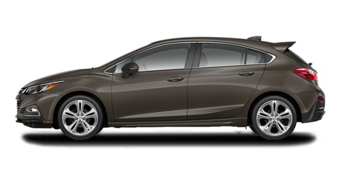 2017 Chevrolet Cruze Hatchback PREMIER | Photo 4 | Pepperdust Metallic
